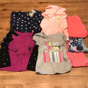 Bundle of Girls Clothes 12 months